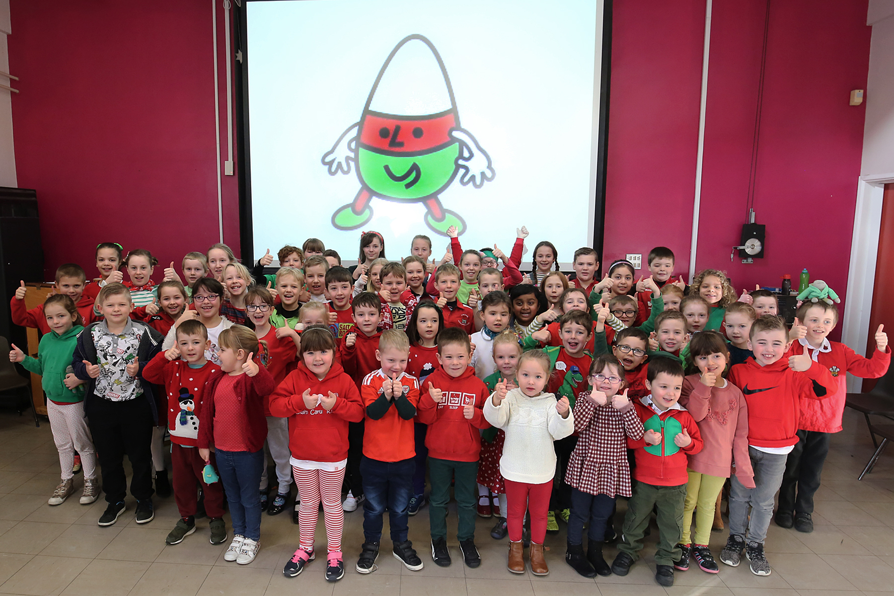 Mr Urdd Copy